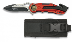 POCKET KNIFE ALBAINOX RED FAST OPENING
