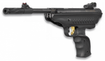 Compressed Air Pistol. 25 SUPERCHARGER. 5.5
