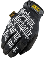 Guante MECHANIX. ORIGINAL. N/B. Talla XL