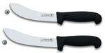 BUTCHERS KNIVES WITH SMOOTH EDGE