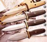 BOKER A-F DESERT KNIFE