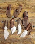 PIRANHA-8 KNIFE, MOUSE-6R KNIFE, GAZAPO-8A KNIFE AND GAZAPO-8R KNIFE