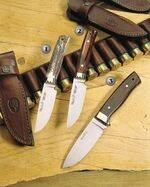 EAGLE-9A KNIFE, EAGLE-9R KNIFE AND KODIAK-10CO KNIFE