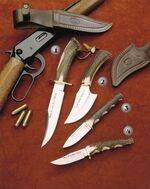 CAZ-16 KNIFE, SABUESO-11A KNIFE COLIBRI COL-7K KNIFE, BOWIE BW-7A KNIFE