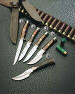 BWF-14 KNIFE, COMF-10 KNIFE, BWF-10 KNIFE, DP-10M KNIFE AND DP-10A KNIFE