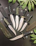 6142 KNIFE, 7181 KNIFE, 7182 KNIFE, 7180 KNIFE, 6141 KNIFE AND 6140 KNIFE