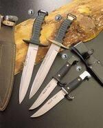 95-191 KNIFE, 95-190 KNIFE, 1121 KNIFE AND 1123 KNIFE