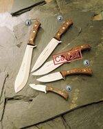 MACHETE KNIFE, COMBATE KNIFE, COL-11 KNIFE AND COL-8 KNIFE