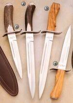JOKER KNIFE CC32, KNIFE CC31, KNIFE CO31 AND CO32