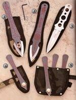 KNIFE LL60, KNIFE LL61, KNIFE LL62, KNIFE LL63 AND KNIFE LL64