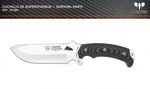 Tactical Survival Knife reference 155-MC Complete Kit Cudeman Entries