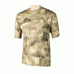 CAMO SHORT SLEEVE SHIRT