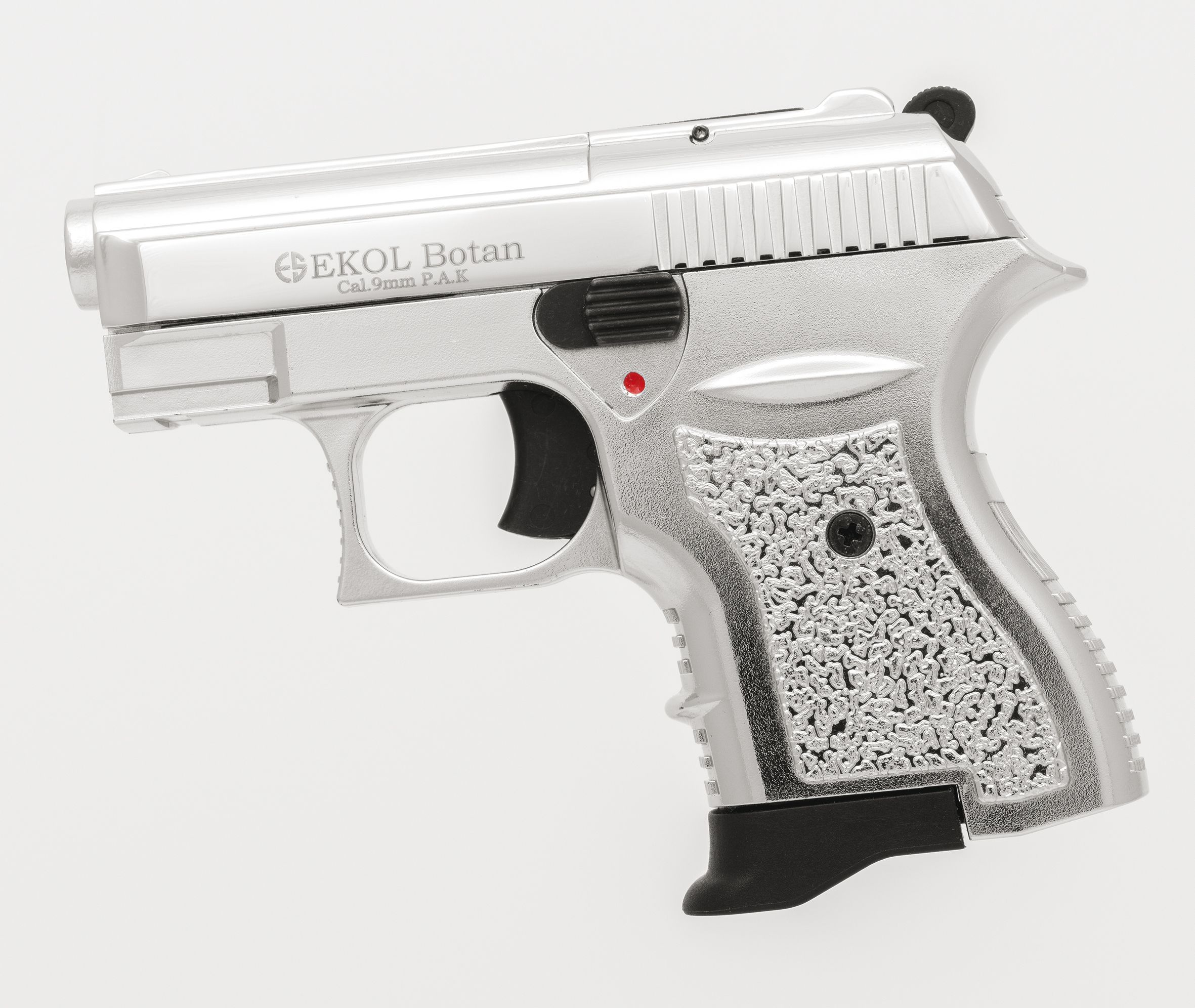 EKOL BOTAN 9MM CROMO BRILLO