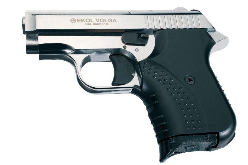 EKOL VOLGA 9MM CROMO BRILLO