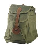 GREEN BACKPACK FORRO INTER.1 POCKET