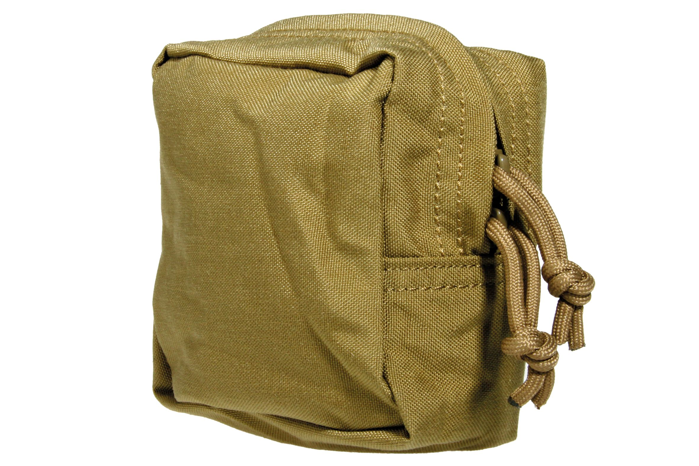 GERONIMO MULTI PURPOSE MICRO POUCH TAN