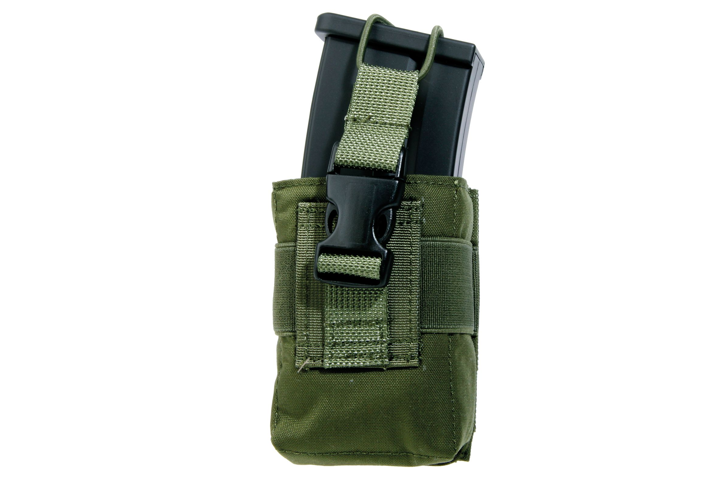 GERONIMO ADJUSTABLE RADIO POUCH OD