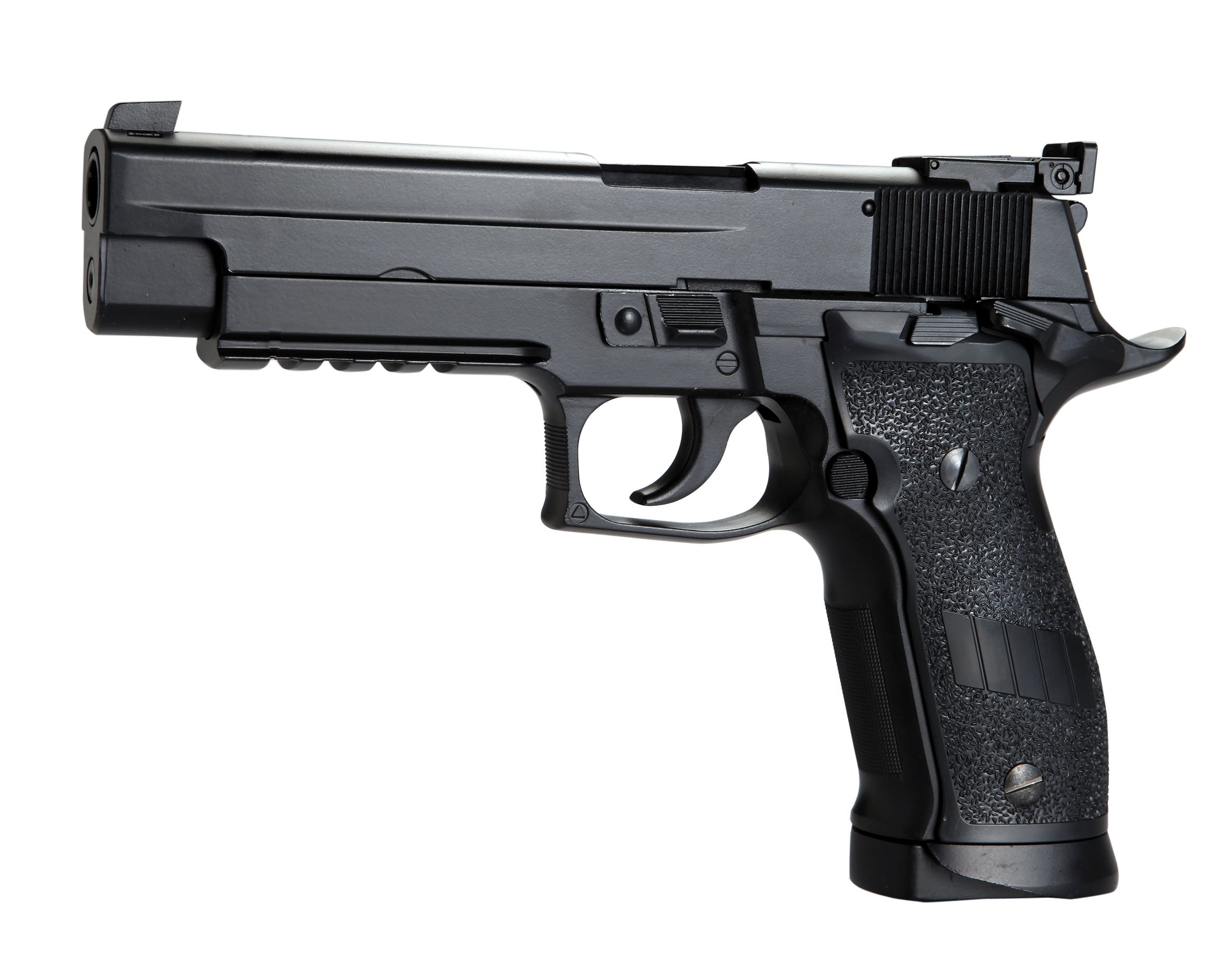 Pistola 622 BLOW BACK CO2 4.5 FULL METAL KMB-74AHN