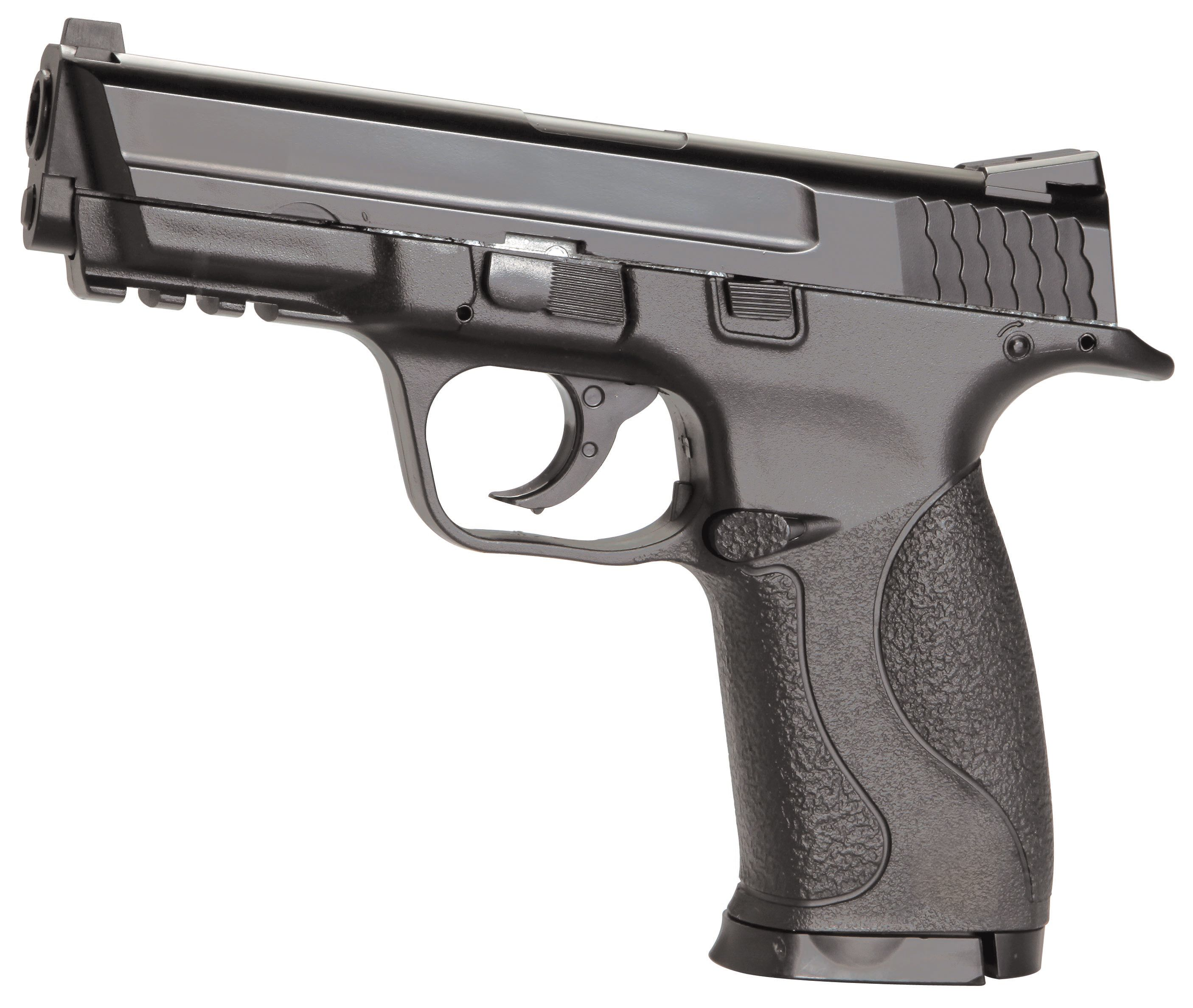 Pistola NP40 BLOW BACK CO2 4.5 METAL SLIDE KMB-48AHN
