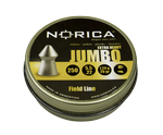 JUMBO EXTRA HEAVY 250 NORICA PELLETS 4,5 MM
