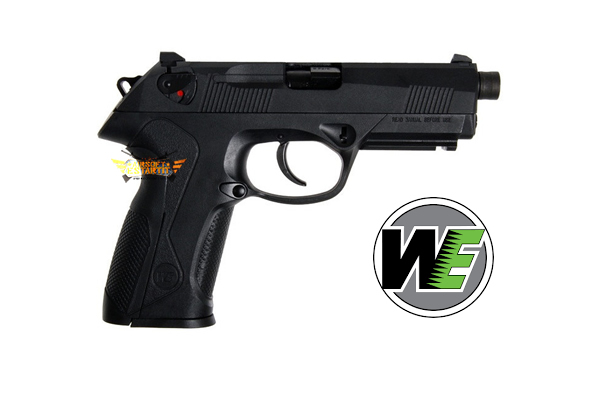 Bulldog Pistola Gbb We-D002-Bk
