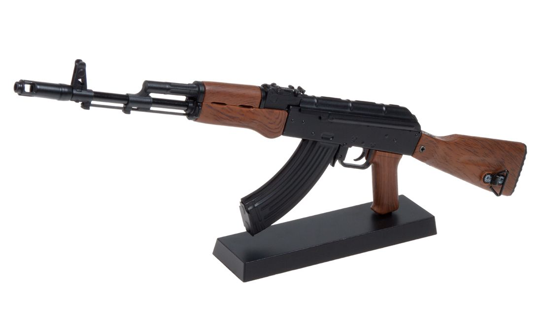Scale Model Ak-47 Ghost