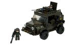 Army Jeep 221 Pcs Sluban