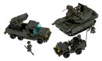 Combat Forces 602 Pcs Sluban