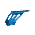 Montura rail CNC para SP-01 Shadow color Azul