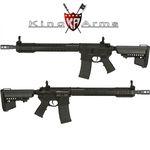 Subfusil King Arms Black Rain Ordance- Rifle Negro AEG - 6mm
