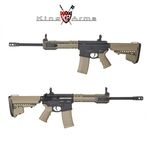 Subfusil King Arms Black Rain Ordance- CQB Tan AEG - 6mm