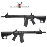 Subfusil King Arms TWS M4 KeyMod Carbine Negro AEG - 6mm