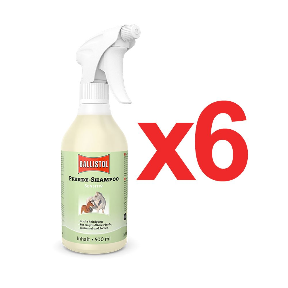 Shampoo Caballos Sensible - 500 ml