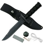 Survival knife CK-086B long 12 &quote;