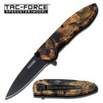 TAC-FORCE TF-463JC penknife with assisted opening