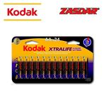 Alkaline battery Kodak Xtralife AA LR6 - Pack 24 pcs.