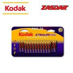Alkaline battery Kodak Xtralife AAA LR3 - Pack 24 pcs.