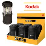 Lantern for camping Kodak - 400 Lumens pack of 6 units. with exhibitor