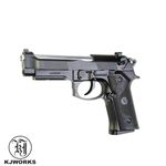 Pistola KJWorks IA Full Metal - 6 mm Gas