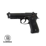 Pistola KJWorks M9A1 Full Metal - 6 mm Gas