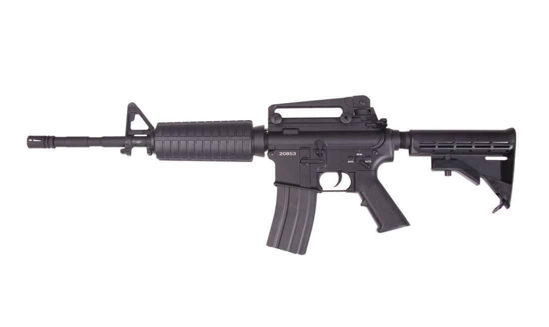 BOYI (BY036) M4 AIRSOFT AEG RIFLE