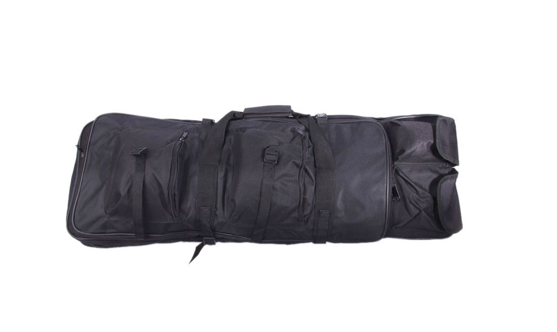 85CM BLACK RIFLE BAG