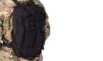 BLACK COMBAT BACKPACK