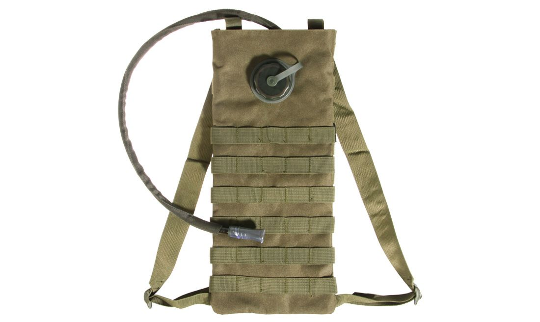 DELTA TACTICS OD CAMELBAK WITH WATERBAG