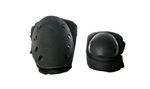 BLACK ELBOW & KNEE PADS
