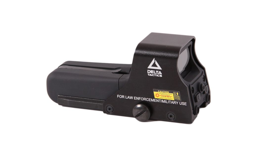 DELTA TACTICS 552 WHITE RETICLE HOLOSIGHT