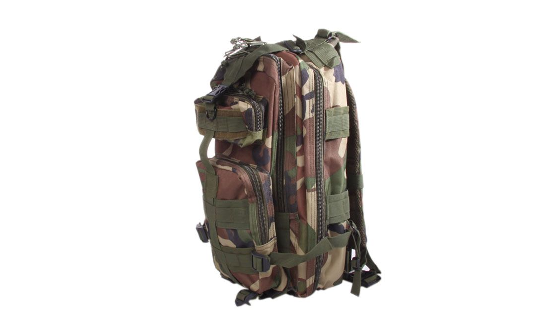 WOODLAND COMBAT BACKPACK