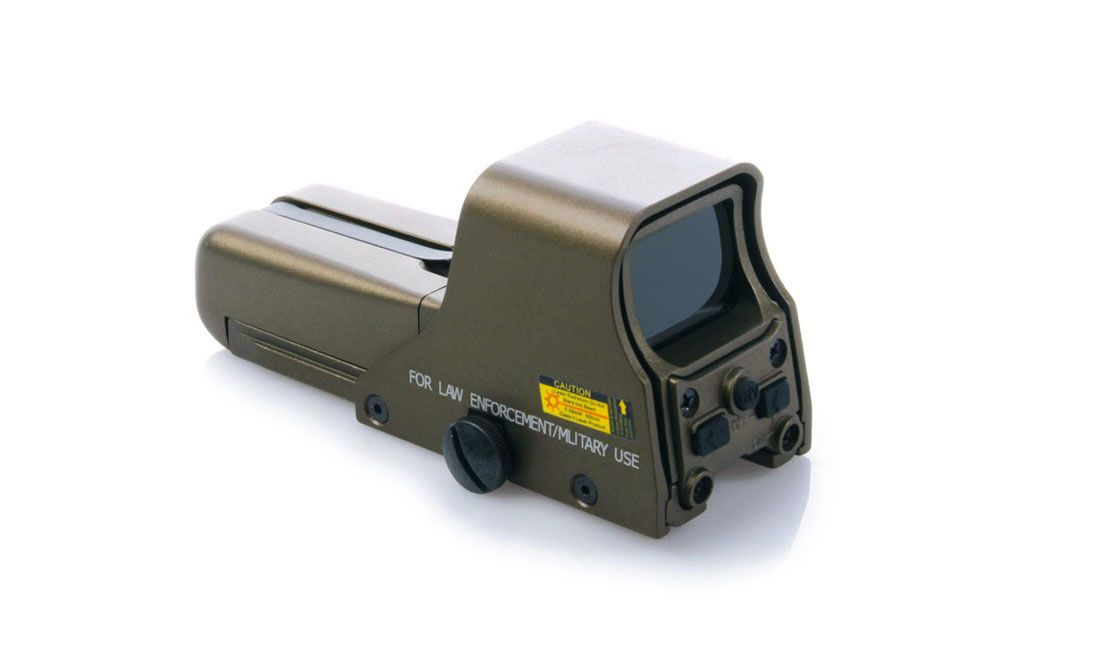 TAN 552 RED/GREEN HOLOSIGHT