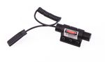 RED LASER w/RIS ADAPTER AND CABLE SWITCH