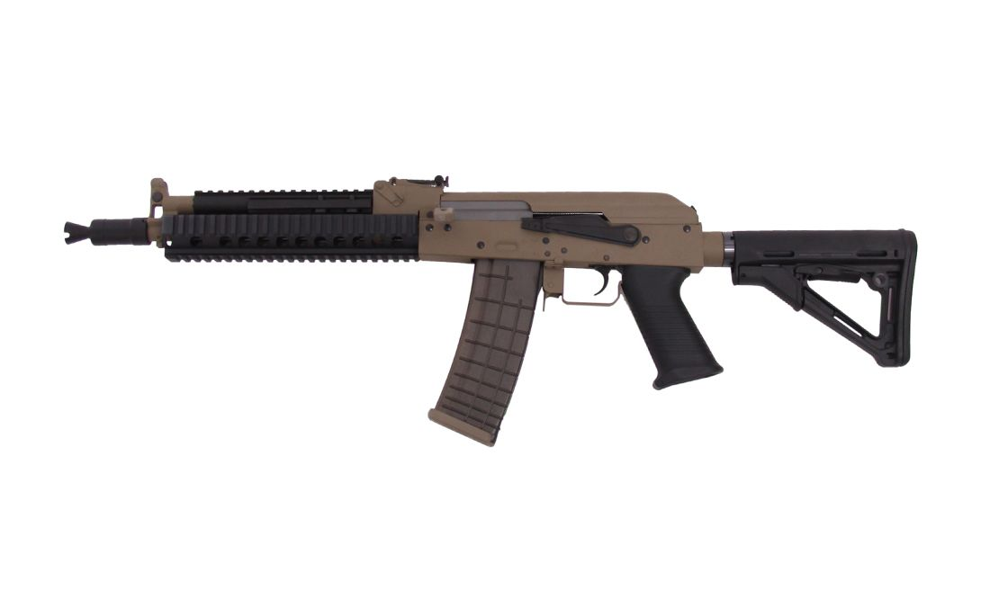 BETA PROJECT TACTICAL AK WITH AGF1 GRIP AIRSOFT AEG RIFLE